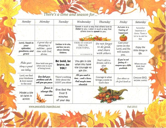 PeacefullyImperfectFallCalendar