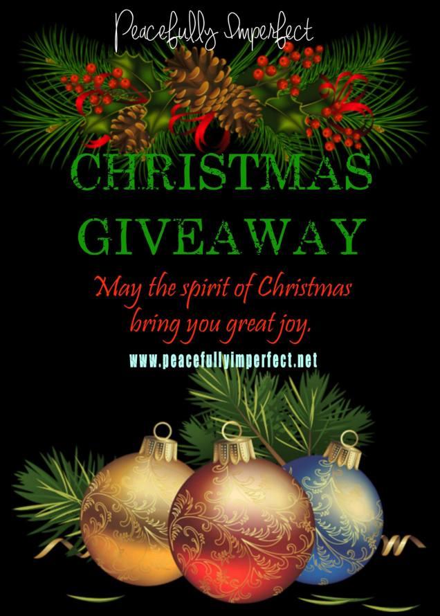 Christmas Giveaway 2