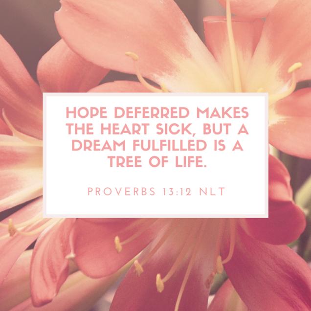 Proverbs 13_12 Hope